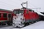 "LEW 18561 - DB Regio ""143 554-4"" 02.01.2010 - SangerhausenDieter Römhild"