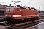 """LEW 18562 - DR """"243 555-0"""" 24.07.1991 - Leipzig, HauptbahnhofErnst Lauer"""