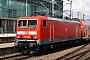 """LEW 18562 - DB Regio """"143 555"""" 26.04.2010 - Stuttgart, HauptbahnhofTobias Kußmann"""