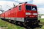 """LEW 18563 - DB AG """"143 556-9"""" 16.05.1999 - Cottbus, BetriebswerkOliver Wadewitz"""