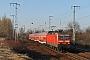"""LEW 18563 - DB Regio """"143 556-9"""" 09.03.2010 - Berlin-WuhlheideSebastian Schrader"""