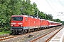 """LEW 18564 - DB Regio """"143 557-7"""" 19.08.2011 - FlintbekJens Vollertsen"""