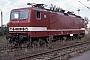 """LEW 18565 - DB """"143 558-5"""" 18.09.1991 - Dessau, AusbesserungswerkErnst Lauer"""
