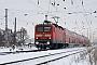 """LEW 18566 - DB Regio """"143 559-3"""" 17.01.2010 - Halle (Saale)Nils Hecklau"""