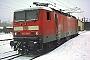 """LEW 18567 - DB Regio """"143 560-1"""" 05.03.2001 - Freiberg (Sachsen)Andreas Graf"""