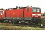 """LEW 18567 - DB Regio """"143 560-1"""" 12.11.2001 - DessauGildo Scherf"""