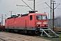 """LEW 18570 - DB Regio """"143 563-5"""" 19.11.2014 - Leipzig, Betriebswerk Hauptbahnhof WestOliver Wadewitz"""