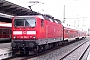 """LEW 18571 - DB Regio """"143 564-3"""" 05.08.2002 - Rostock, HauptbahnhofFrank Weimer"""