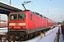 """LEW 18571 - DB Regio """"143 564-3"""" 05.02.2010 - CottbusMartin Neumann"""