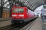 "LEW 18573 - DB Regio ""143 566-8"" 26.06.2009 - Dresden, HauptbahnhofSven Hohlfeld"