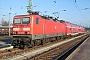 """LEW 18573 - DB Regio """"143 566-8"""" 30.01.2011 - CottbusMartin Neumann"""