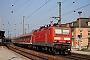 """LEW 18574 - DB Regio """"143 567-6"""" 14.04.2009 - Coswig (bei Dresden)Jens Böhmer"""