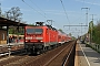 """LEW 18574 - DB Regio """"143 567-6"""" 28.04.2010 - Berlin-KarlshorstSebastian Schrader"""
