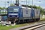 """LEW 18574 - RBH Logistics """"136"""" 25.04.2016 - Mannheim, WaldhofErnst Lauer"""