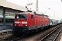 """LEW 18575 - DB Regio """"143 568-4"""" 12.06.2002 - Mannheim, HauptbahnhofOliver Wadewitz"""