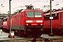 """LEW 18575 - DB Regio """"143 568-4"""" 08.03.2001 - Mannheim, BetriebswerkWolfram Wätzold"""