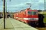 """LEW 18576 - DR """"243 569-1"""" 27.03.1990 - Stralsund, HauptbahnhofCarsten Templin"""