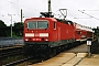 "LEW 18661 - DB Regio ""143 573-4"" __.08.1999 - Magdeburg, HauptbahnhofGerhardt Göbel"