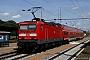 "LEW 18661 - DB Regio ""143 573-4"" 21.07.2009 - SangerhausenDieter Römhild"