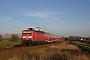 """LEW 18662 - DB Regio """"143 574-2"""" 12.03.2007 - MartensdorfPeter Wegner"""