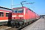 """LEW 18662 - DB Regio """"143 574-2"""" 30.01.2011 - CottbusMartin Neumann"""