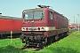 """LEW 18663 - DB Regio """"143 575-9"""" 30.04.2001 - Leipzig-Engelsdorf, BetriebswerkMarvin Fries"""