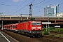"LEW 18665 - DB Regio ""143 577-5"" 09.06.2008 - Düsseldorf, HauptbahnhofDieter Römhild"