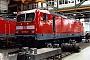 """LEW 18671 - DB Regio """"143 584-1"""" 08.09.2001 - Dessau, AusbesserungswerkOliver Wadewitz"""