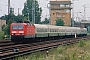 "LEW 18673 - DB AG ""143 585-8"" __.07.1998 - Berlin-SchönefeldSven Lehmann"