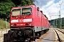 """LEW 18673 - DB Regio """"143 585-8"""" 05.08.2008 - SchönaFranz Grüttner"""