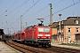 """LEW 18673 - DB Regio """"143 585-8"""" 14.04.2009 - Coswig (bei Dresden)Jens Böhmer"""