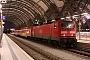 """LEW 18673 - DB Regio """"143 585-8"""" 22.01.2011 - Dresden, HauptbahnhofIngo Wlodasch"""