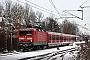"""LEW 18674 - DB Regio """"143 586-6"""" 21.12.2009 - KorschenbroichPatrick Böttger"""