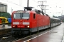 "LEW 18675 - DB Regio ""143 587-4"" 20.07.2007 - Essen, HauptbahnhofDieter Römhild"