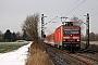 """LEW 18675 - DB Regio """"143 587-4"""" 02.01.2010 - KorschenbroichPatrick Böttger"""