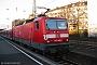 """LEW 18676 - DB Regio """"143 588-2"""" 18.12.2002 - Düsseldorf WehrhahnDieter Römhild"""