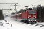 """LEW 18676 - DB Regio """"143 588-2"""" 21.12.2009 - KorschenbroichPatrick Böttger"""