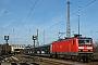 "LEW 18678 - DB Regio ""143 590-8"" 25.01.2009 - Düsseldorf, AbstellbahnhofMirko Grund"