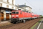 "LEW 18679 - DB Regio ""143 591-6"" 19.06.2009 - Altenburg