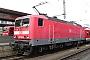 """LEW 18680 - DB Regio """"143 592-4"""" 10.05.2003 - Nürnberg, HauptbahnhofMaik Watzlawik"""