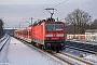 """LEW 18681 - DB Regio """"143 593-2"""" 02.01.2010 - Schwelm WestIngmar Weidig"""