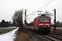 """LEW 18681 - DB Regio """"143 593-2"""" 02.01.2010 - KorschenbroichPatrick Böttger"""