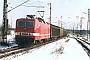 """LEW 18680 - DB """"143 593-2"""" 23.02.1993 - Duisburg-HochfeldHenk Hartsuiker"""
