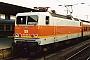 """LEW 18682 - DB """"143 594-0"""" 21.12.1993 - Nürnberg, HauptbahnhofTobias Kußmann"""