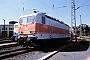 """LEW 18682 - DB """"143 594-0"""" 06.09.1993 - Nürnberg, BetriebswerkErnst Lauer"""
