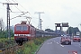 "LEW 18683 - DR ""243 595-6"" 16.08.1990 - StralsundIngmar Weidig"