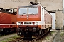 "LEW 18683 - DB AG ""143 595-7"" 25.05.1996 - SeddinWolfram Wätzold"