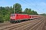"""LEW 18685 - DB Regio """"143 597-3"""" 20.05.2002 - DormagenDieter Römhild"""
