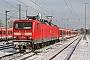 """LEW 18685 - DB Regio """"143 598-1"""" 28.12.2014 - Nürnberg, Abstellanlage OstThomas Mißbach"""