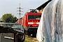 """LEW 18686 - DB Regio """"143 599-9"""" 20.09.2003 - Dessau, AusbesserungswerkOliver Wadewitz"""